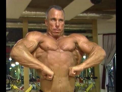 Bodybuilders James Savage & Saki Kalev