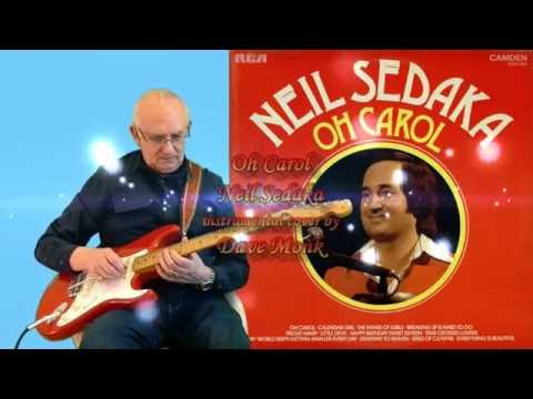 Oh Carol - Neil Sedaka - instro cover by Dave Monk