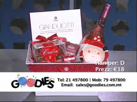 Goodies Christmas Hampers 1