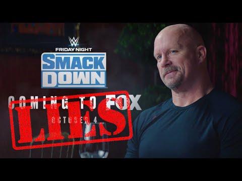 The Disturbing Truth Behind WWE SmackDown On Fox