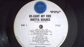 Rhetta Hughes - Cry Myself To Sleep