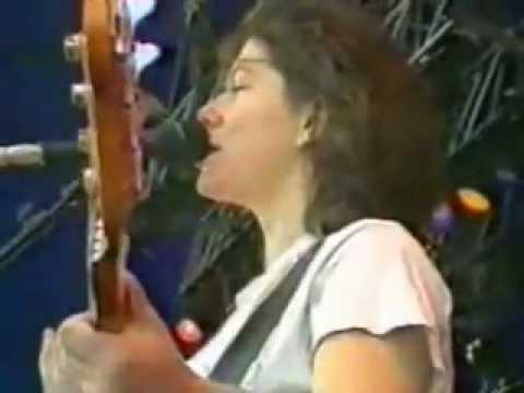 Pixies - Gigantic / Vamos ( Live 1989 )