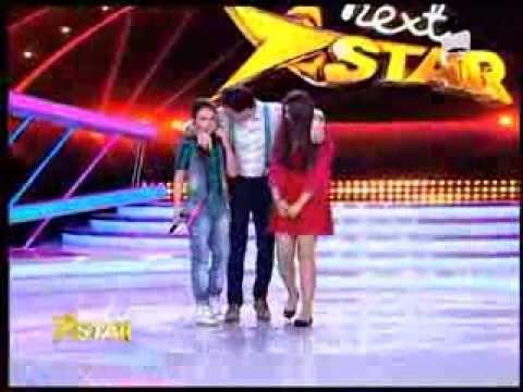 Prietena din copilarie a Danielei Negoiță a venit special pentru ea la Next Star