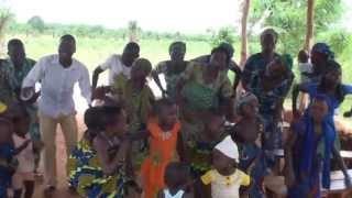 Zegenlied uit Bénin, gefeliciteerd met je belijdenis!