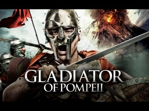 GLADIATOR OF POMPEII ( 2007 Victor Alfieri ) B-Movie review by Geek Legion of Doom