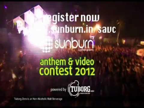 Sunburn Anthem & Video Contest 2012