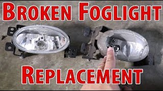 Acura TSX Foglight Replacement