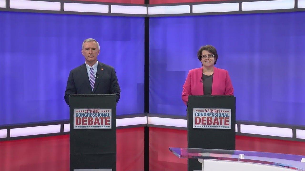 Final debate between John Katko and ...