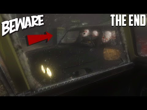 BEWARE - THE END (Scary Driving Game)