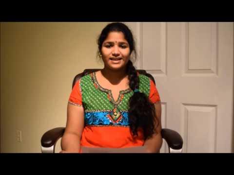 Aditi Bhavaraju - Selected Contestant Review On Padutha Theeyaga USA 2015