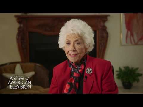 Charlotte Rae on how she wants to be remembered  EMMYTVLEGENDS.ORG