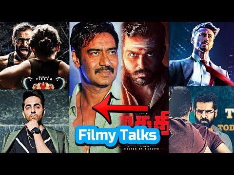 Filmy Talks - Kaithi Remake Ajay Devgn, Heropanti 2, Cobra, Stree Rog Vibhag, Red, Box Office