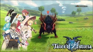 Tales of Zestiria [PS4] Playthrough Part 77 - Mutant Hellions