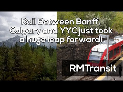 A BIG Step Forward for Regional Rail in Calgary!