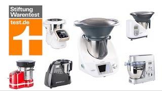 Test Küchenmaschinen: Thermomix & Co. - Tops und Flops im Überblick