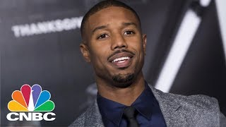 Here's Why 31-Year-Old 'Black Panther' Star Michael B. Jordan Still Lives With His Parents | CNBC