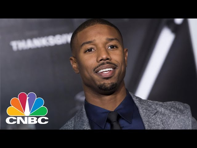 Here's Why 31-Year-Old 'Black Panther' Star Michael B. Jordan Still Lives With His Parents   CNBC