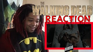The Walking Dead Season 6 Episode 10 The Next World - REACTION