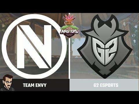 Paladins Spring Masters - Jour 3 Match 1 : Team EnVy (NA) Vs G2 eSport (NA)