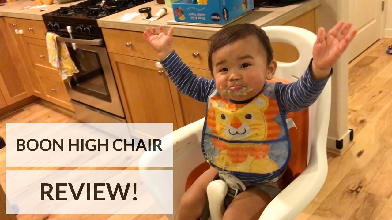 Boon flair pedestal high chair white orange walmart com - Our Favorite Toddler Chair Boon Flair Pedestal Highchair With Pneumatic Lift Review