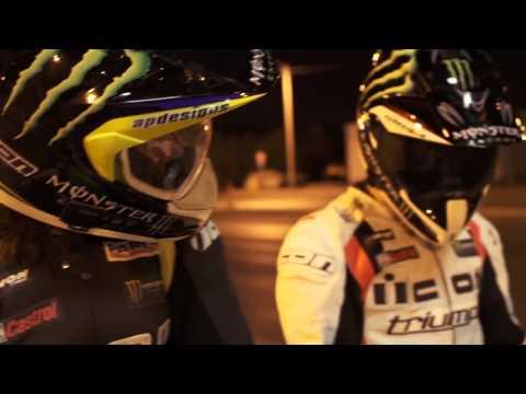 Triumph Daytona  Drift