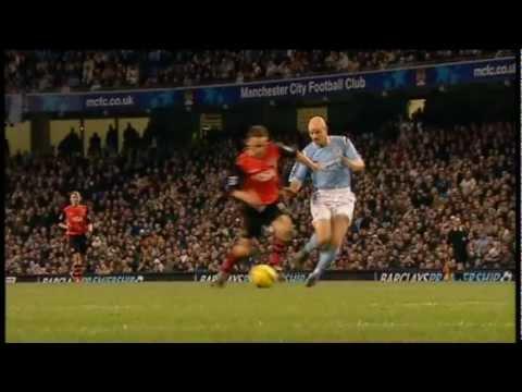 Man City 1-1 Blackburn 2004/2005