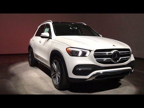 2020 Mercedes-Benz GLE Walk-Around Rockville Centre ...