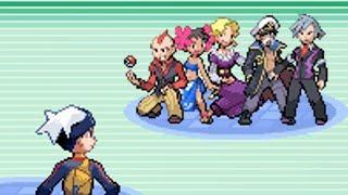 All Elite Four Battles!! [Pokemon Ruby]