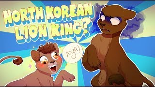 What the HELL is North Korean Lion King? (A Violent Cartoon Rip-off)