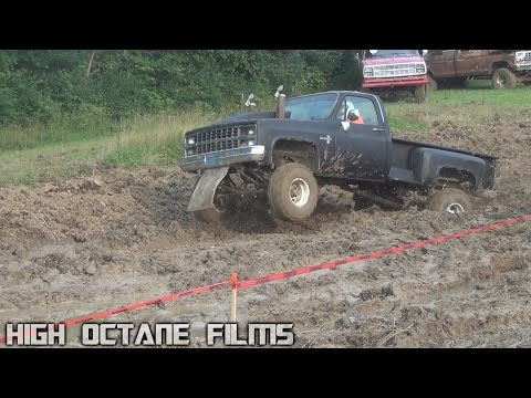 "35"" TIRE CLASS HENRY COUNTY 4TH OF JULY MUD BOG"