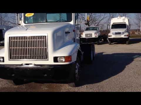 1993 International-Navistar 9200 Chassis Cab Cummins L10 Spicer 10 Speed for sale