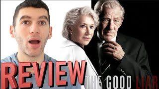 THE GOOD LIAR - Movie Review