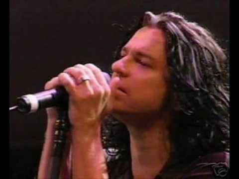 INXS - Beautiful Girl - live in Paraguay.