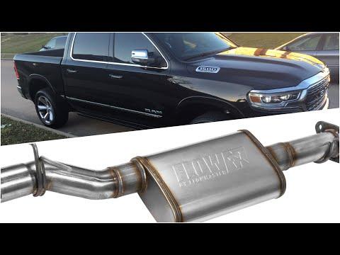Repeat Flowmaster FlowFX Bolt-on Exhaust~ 2019 Ram 1500