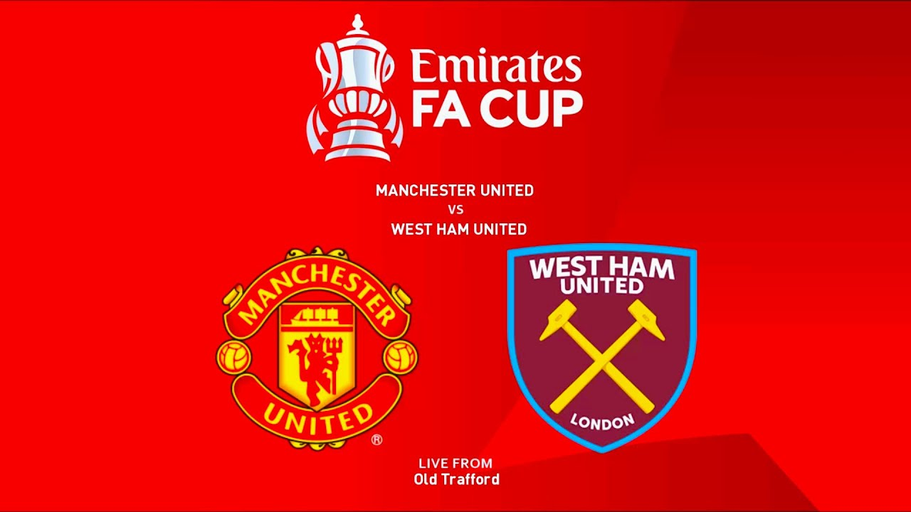 Manchester United Vs West Ham United Old Trafford 2020 21 Fa Cup Pes 2021 Youtube