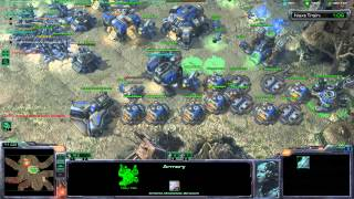 Starcraft 2 The Great Train Robbery Brutal + Achievements Guide
