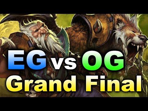 EG vs OG - GRAND FINAL - DOTAPIT SEASON 5 DOTA 2