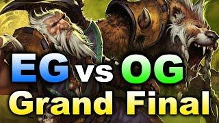 EG vs OG - LONGEST GRAND FINAL - DOTAPIT SEASON 5 DOTA 2