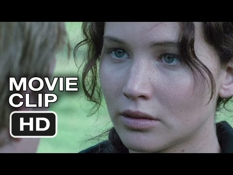 The Hunger Games #12 Movie CLIP - Rule Change (2012) HD Movie