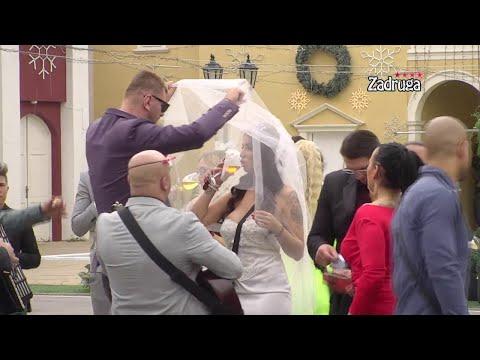 Zadruga 4 - Aleks govori Janjušu da se neće od nje razvesti nikada, kad je Maja dohvati - 11.04.2021 - Zadruga Official