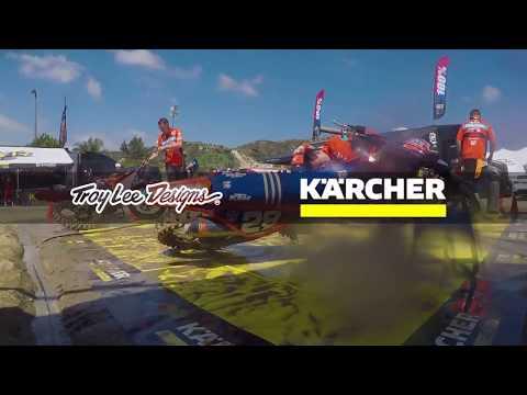 Kärcher & Troy Lee Designs @ Washougal MX 2017