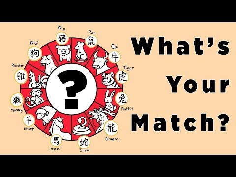 Who's a Good or Bad Match For You, Based on The Chinese Zodiac
