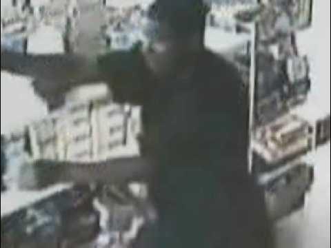 Gas Station Clerk Murdered
