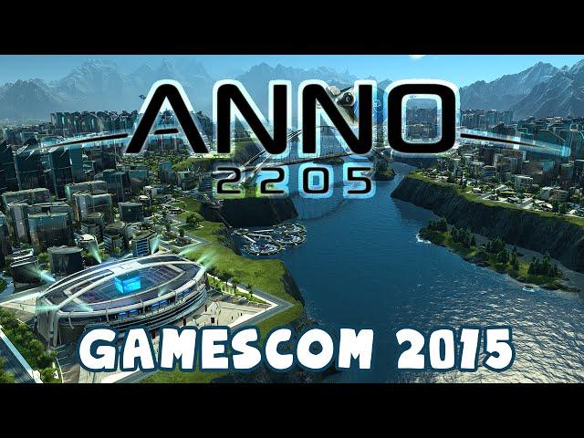 Anno 2205 (видео)