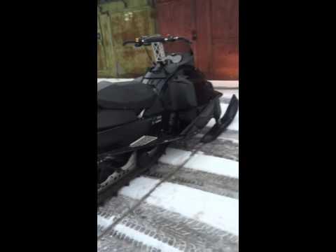 Ski-Doo Tundra Xtreme 600HO E-Tek