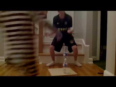 WOW  Navy SEALS  39  Insane Parachute Jump into Football Stadium   O New Music Video