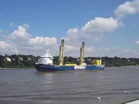 Heavy Lift Vessel Jumbo Kinetic Schwergutfrachter