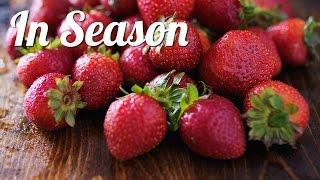 3 Delicious Strawberry Recipes | In Season