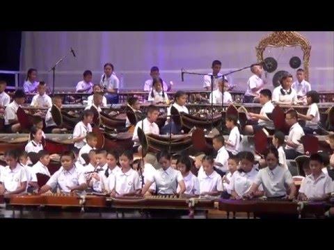 งานมหกรรมดนตรีไทยประถมกรุงเทพ ช่วงที่ ๑ และ ๒