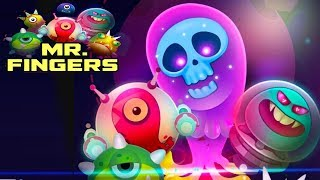 Mr fingers Android Fingers Game -Gameplay ᴴᴰ